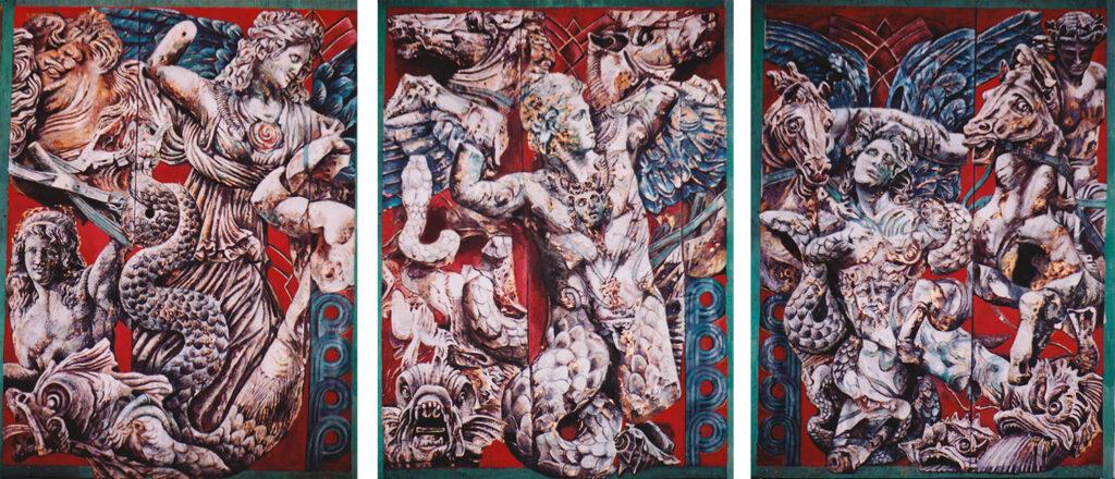 Gobelin Tapestry Pergamon