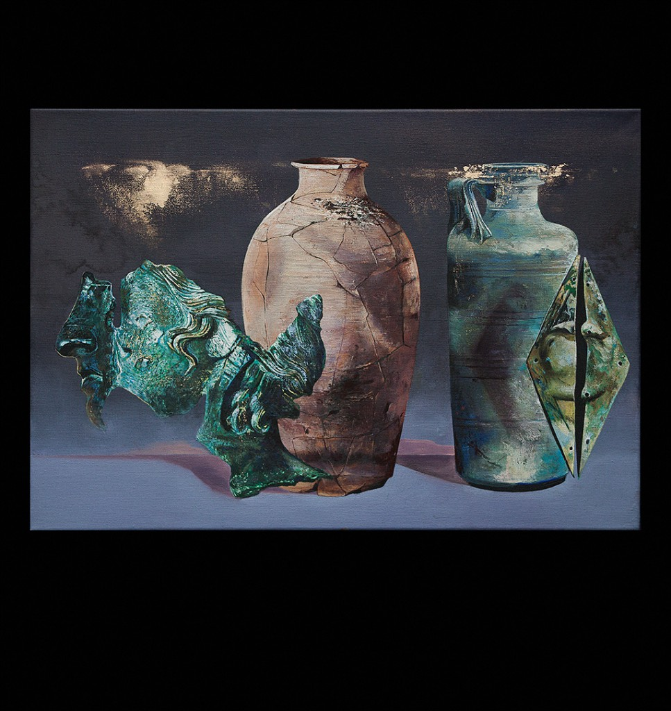 Still Lifes New Voyages Pompeii